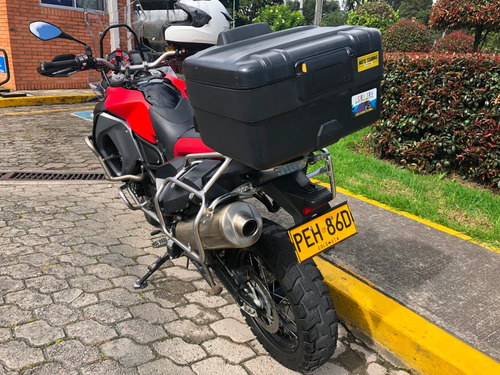 moto bmw f800 gs adventure