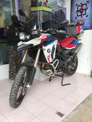moto bmw f800gs edición especial