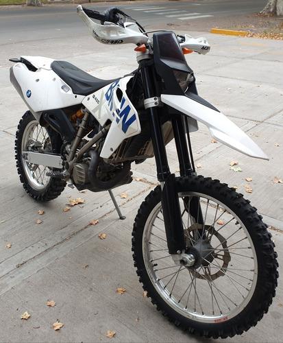 moto bmw g 450 - totalmente original