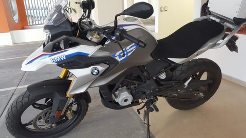 moto bmw, g310 gs, modelo 2018