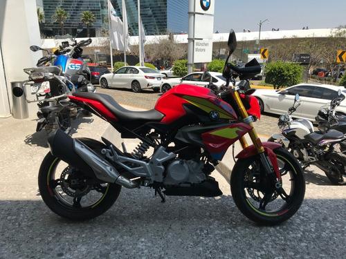 moto bmw g310r nueva 2019 roja
