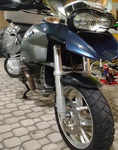 moto bmw gs 1200 raridade baixa km revisada