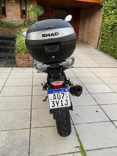 moto bmw gs 310 como nueva con muchos accesorios