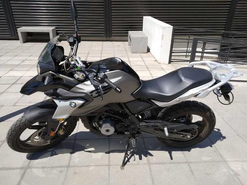 moto bmw gs 310 gs - negro cosmos - 2019