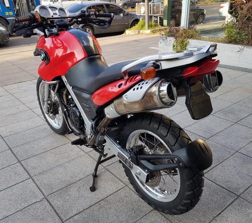 moto bmw gs 650 2010 11000 km rojo 46655831 dilercars