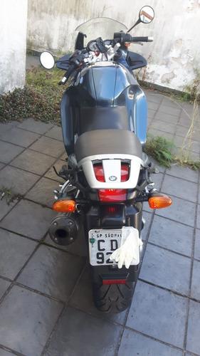 moto bmw k 1200 rs, revisada impecável!!