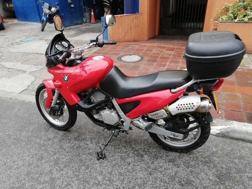 moto bmw modelo