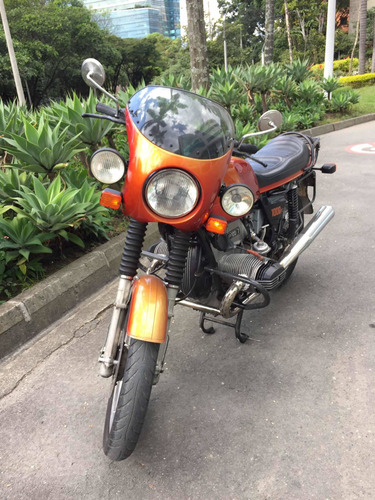 moto bmw r100/7 modelo 1978
