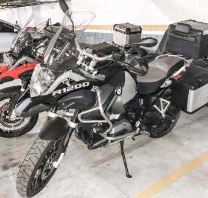 moto bmw r1200 gs adventure