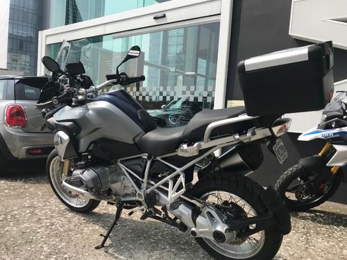 moto bmw r1200gs azul modelo 2015