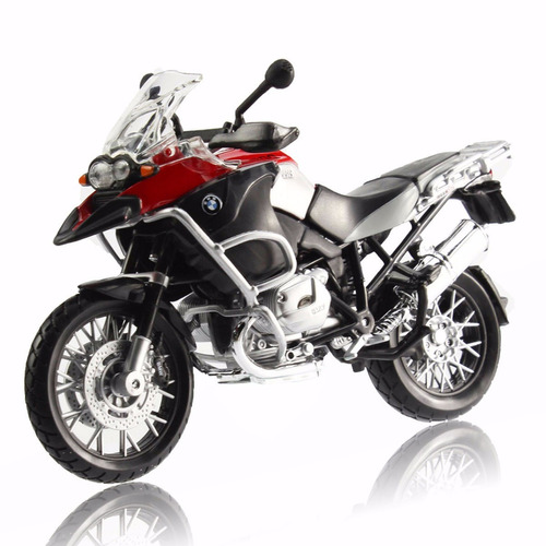moto bmw r1200gs escala 1/12 new ray colección