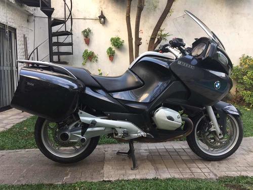 moto bmw r1200rt 2005 buen estado u$12800 oferta unica efvo