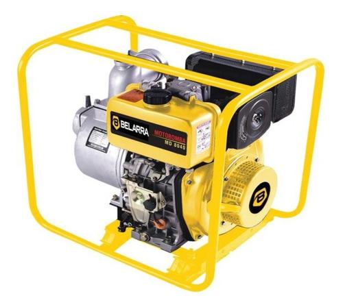 moto bomba de agua sucia gasoil  belarra 4 pulgada 5 hp