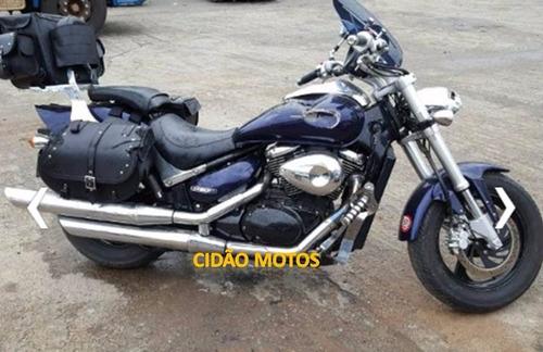 moto boulevard m800 2008 sucata retirada de peças suzuki