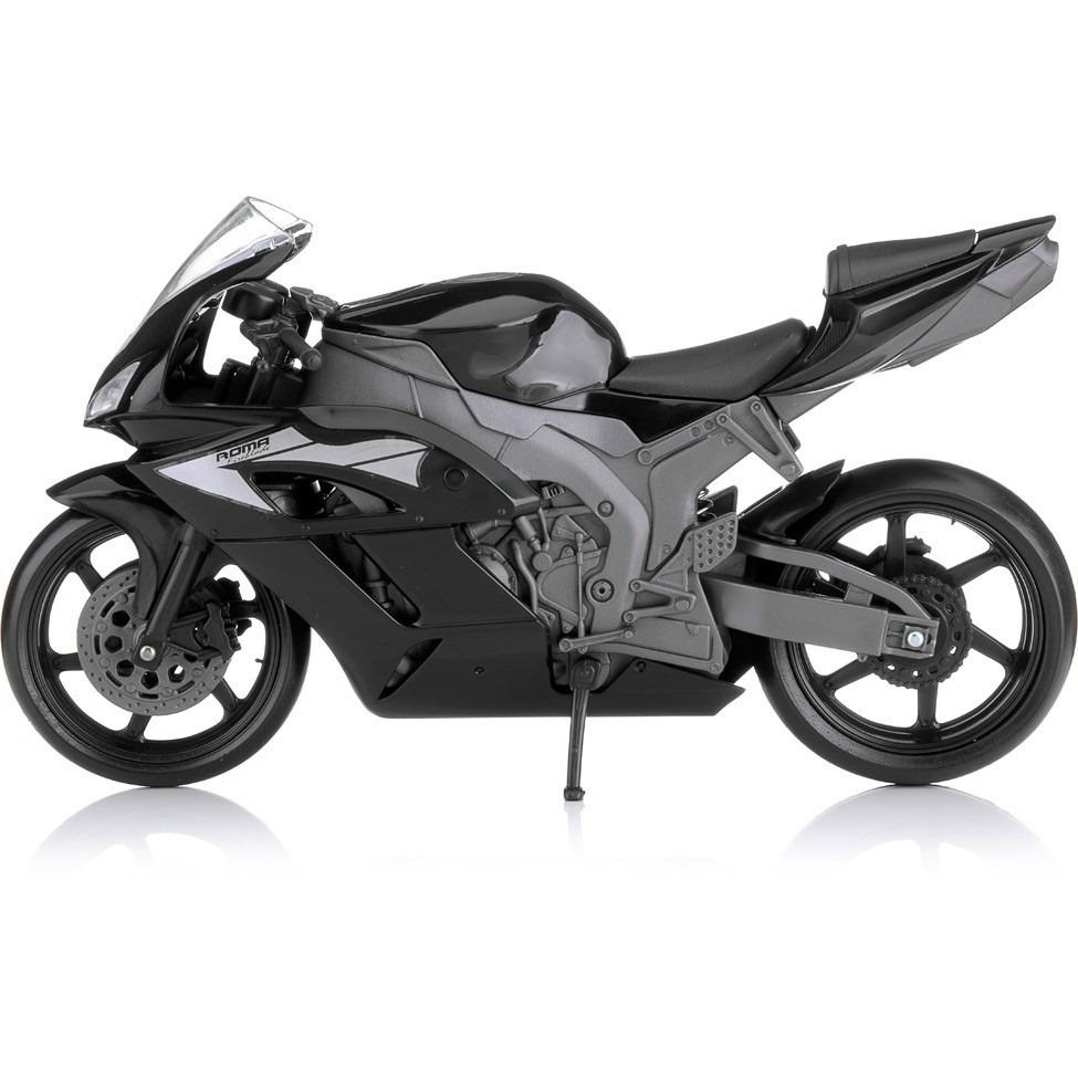 Moto eléctrica infantil Naked 6v con ruedines de apoyo