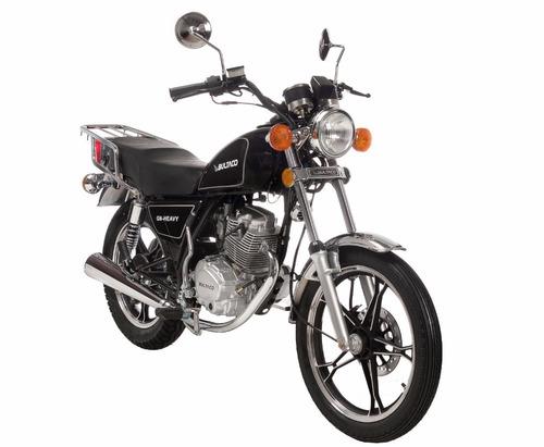 moto bultaco gn heavy 150cc año 2017