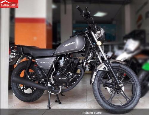 moto bultaco gn heavy 150cc año 2018