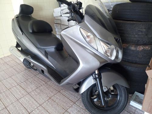 moto burgman 400 linda / excelente * urgente