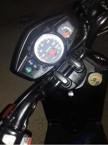 moto bws 2012