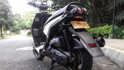 moto bws 4t perfecto estado