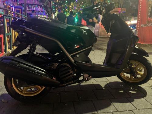 moto bws x