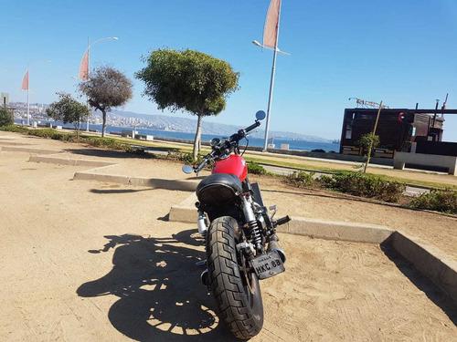 moto cafe racer 350 regal