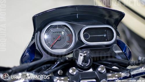 moto cafe racer bajaj v15 vikrant 150  0km urquiza motos