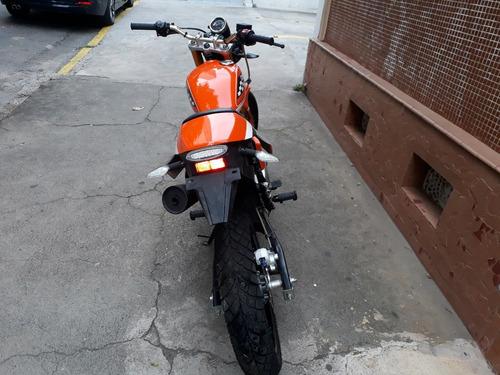 moto cafe racer qingqi prototipo 0km - 2010