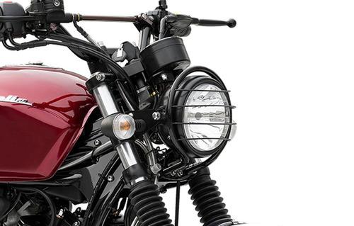 moto cafe racer zanella ceccato v250i inyeccion 250 0km