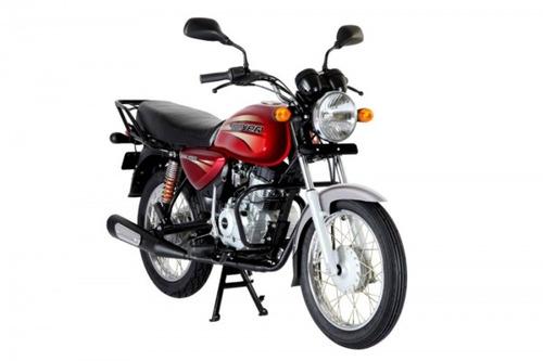 moto calle bajaj boxer 150 base nueva 0km street