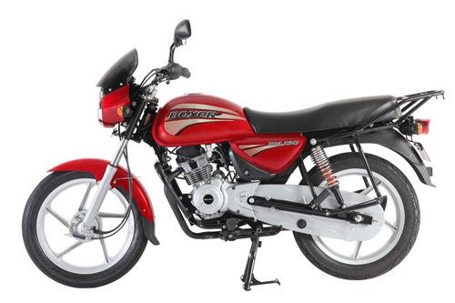 moto calle bajaj boxer 150 full aleación 0km nuevo 2018
