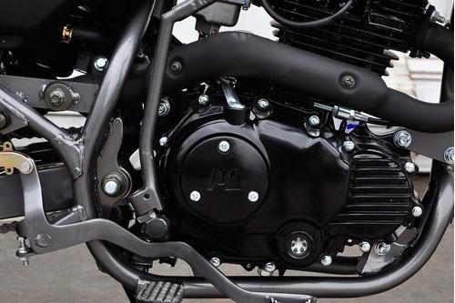 moto calle enduro cross  motomel skua 200 v6 0km financiada