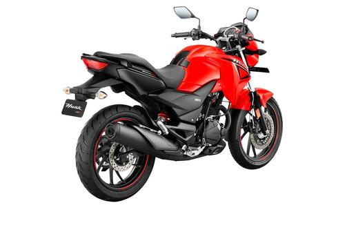 moto calle street hero hunk 200 r abs nueva ns