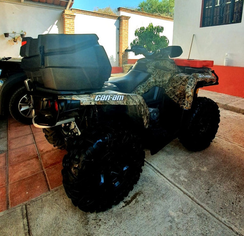 moto can am 1000cc modelo 2012 180 hrs edición limitada 4x4