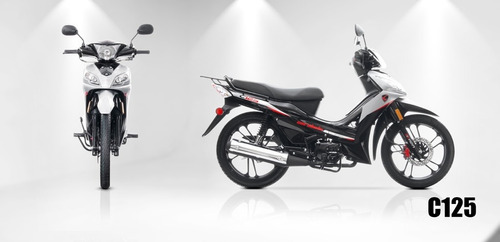 moto carabela c125