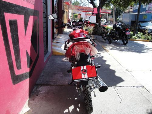 moto carabela de trabajo ciudad  reparto mensajeria