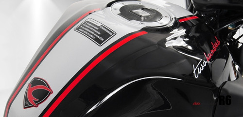 moto carabela r6