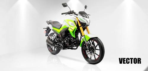 moto carabela vector 250 pro series nueva