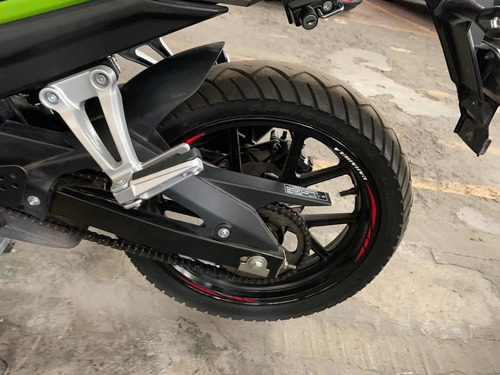moto carabela vector 250cc 2019