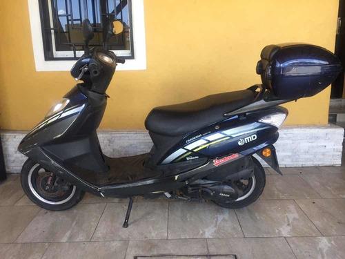 moto cardenal md 125 cc automatica