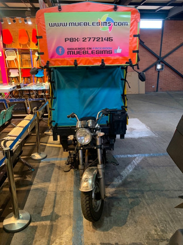 moto carguero akt ak200zw
