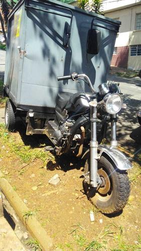 moto carguero / motocarro