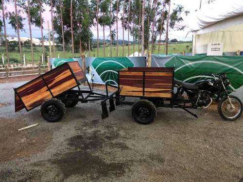 moto carreta césar triciclos