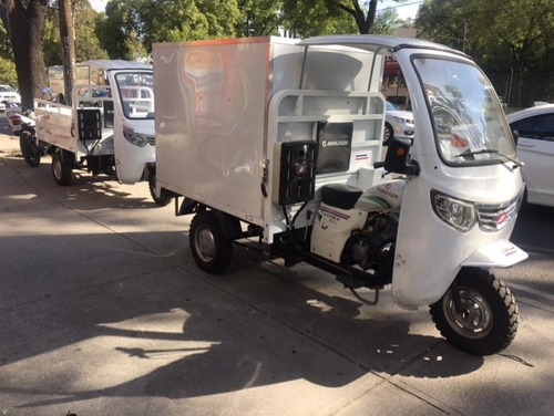 moto carro caja cerrada y moto de trabajo motocarro pick up