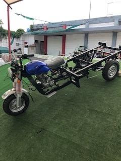 moto-carro chasis 150cc