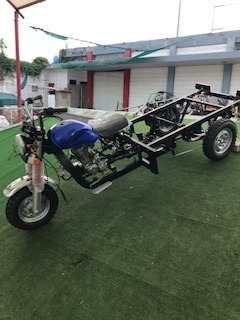 moto-carro chasis 150cc s/c