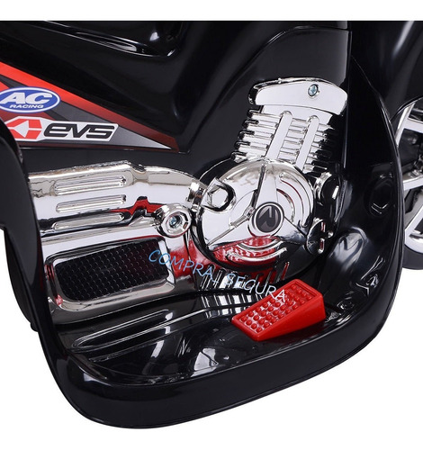 moto carro electrica niño niña recargable montable 4 año