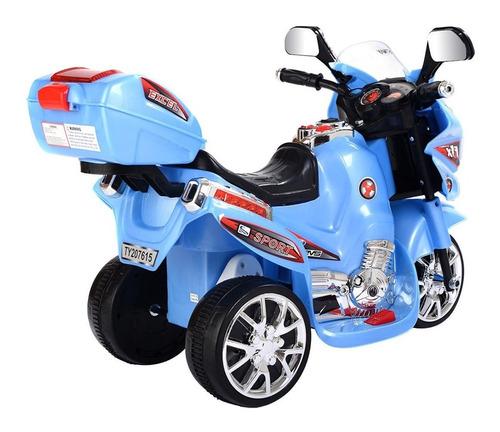 moto carro recargable electrica niños roja rosada azul negra