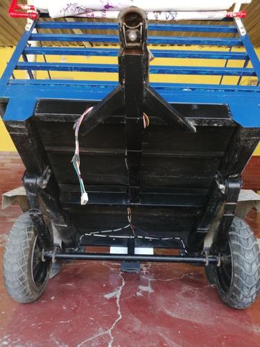 moto carro trailer