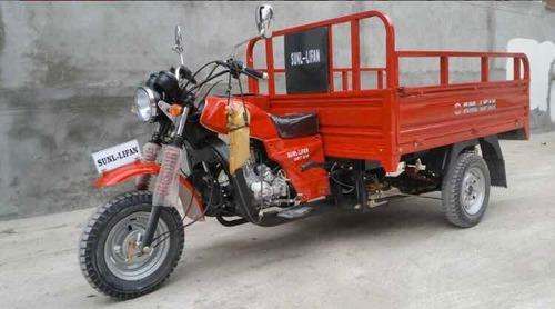 moto carro trimoto 200cc pickup sunl